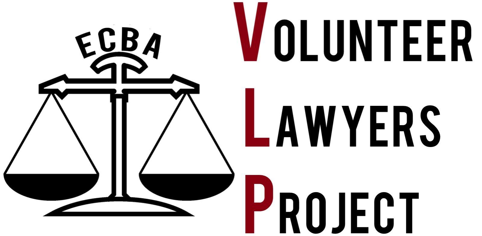ECBA Volunteer Lawyers Project l Provides Free Legal