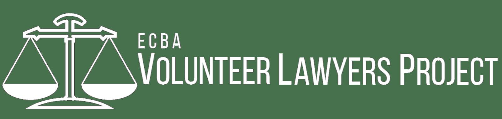 ECBA Volunteer Lawyers Project